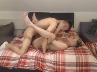 Horny Old Crumpet Pulling Down Twinks Chink + Throat